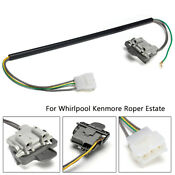 Washing Machine Door Lid Switch Kit For Whirlpool Kenmore Roper Estate 3949247