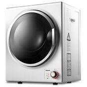 Home Electric Stainless Steel Wall Mounted Tumble Compact Cloth Dryer Tool New