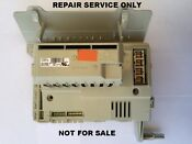 Whirlpool W10175764 Laundry Washer Control Board Repair F35 Error Code Problem