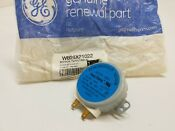 Wb26x21022 Ge Microwave Turn Table Motor New Part