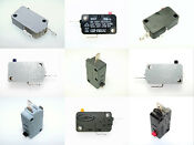Microwave Oven Door Interlock Monitor Micro Switch Singles And 3 Pack