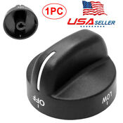 1pc Oven Gas Stove Range Knob Set For Whirlpool Sears Ap3085376 Ps393678 8273103