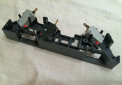 Oem Panasonic Nn Sa661s Inverter Microwave Door Triple Interlock Switch Assembly