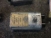 Microwave High Voltage Capacitor 0 9uf 2400v Ac 85 C Marcon Er7 320r