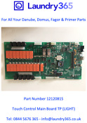 Primer Rs Ts Ls Commercial Washing Machine Main Pcb Part No 12120815