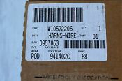 Oem W10572206 Whirlpool Duet Washer Wire Harness New