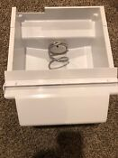 Kitchenaid Whirlpool 2006542 Ice Maker Auger And Bin