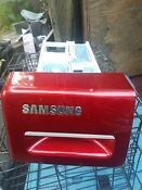 Samsung Washer Wf350anw Xaa Detergent Drawer Dc97 16056a Red Color