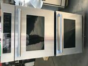 27 Thermdor Stainless Electric Double Wall Oven In Los Angeles