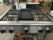 36 Thermador Range Top 4 Griddle Or 6 Burners In Los Angeles