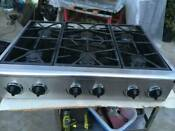 36 Dacor Stainless Gas Rangetop In Los Angeles