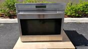 Wolf So30 2f S Th E Series 30 Electric Wall Oven Stainless Steel