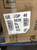 Ge Jgp5030slss Stainless Gas Cooktop Free Shipping