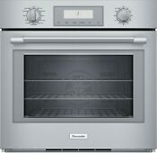 Thermador Pod301w Professional Series 30 Single Built In Wall Oven Wi Fi