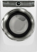 Electrolux Efme627uiw 27 Electric Dryer With Predictive Dry White