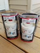 Whirlpool Everydrop Edr7d1 Ice And Refrigerator Water Filter Lot Of 2 New