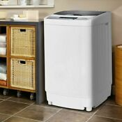 Compact Washing Machine Portable Clothes Cleaning Spin Dry Appliance Laundry