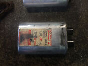 Microwave High Voltage Capacitor 1 08uf 2200v Ac 70 C Nichicon 0z0131