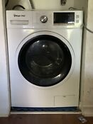 Magic Chef Washer Dryer Combo Ventless Machine Model Mcscwd20w3 Local P U Only