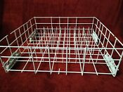 Kenmore Whirlpool Dishwasher Lower Rack 8561705 Roller Assembly 8268645