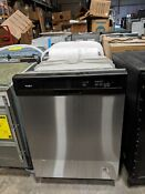 Whirlpool Wdf330pahs 24 Inch Full Console Built In Dishwasher