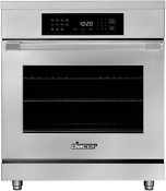 Dacor Hipr30s Professional 30 Induction Range Convection Oven Stainless Steel