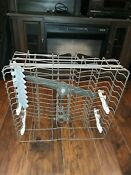Maytag Dishwasher Upper Rack With Roller Sprayer W10635350 W10240139