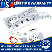 3387747 Dryer Heating Element Fuse Kit For Whirlpool Kenmore 90 Series Elite He3