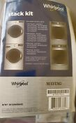 Brand New W10869845 Dryer Stacking Kit Whirlpool Maytag Washer And Dryer