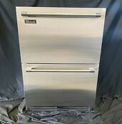 Perlick Signature Hp24fs35 24 Built In Undercounter Freezer Drawers Stainless