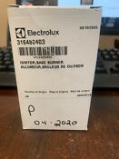 316489403 Oven Ignitor Electrolux Frigidaire Factory Genuine New Oem