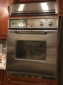 Vintage Mid Century 1950s Thermador Wall Oven