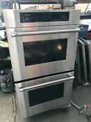 30 Thermador Stainless Double Oven In La
