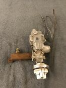 Vintage Roper Gas Wall Oven Robert Shaw Thermostat Control 1950 60s Model