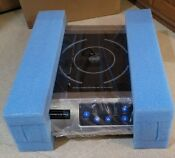 Open Box Schott Ceran Commercial Pro Induction Cooktop Stainless New