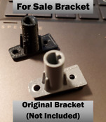 Set Of 5 Thermador Bosch Stove Knob Replacement 9000434063 Bracket