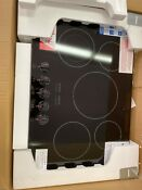Frigidaire Gallery 30 In Element Smooth Surface Radiant Black Electric Cooktop