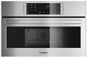 Bosch Benchmark Series Stainless Steel Hblp751uc Microwave Combination Oven
