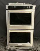 Kitchenaid Kode300ess05 30 Stainless Steel Double Wall Oven