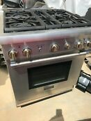 30 Thermador Stainless Gas Range In Los Angeles