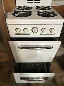 Harwick Antique Appartment Sized Gas Stove
