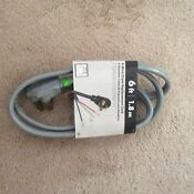 4 Wire Dryer Replacement Cord 4 Alambres Cable
