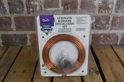 Parts Master Ge Automatic Icemaker Installation Kit Pm8x1 Copper Tubing Valve