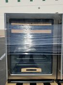 U Line U 2175bevcs 02 24 Beverage Cooler Center Stainless Steel 220v 50 Hz