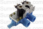 120v Water Inlet Valve For Whirlpool Washers 205613 Ps1583805 Ap4023852