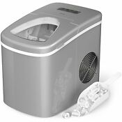 Portable Ice Maker Machine Freezer Cubes Party Counter Kitchen Drinks Quiet New