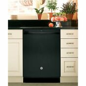 Ge 24 Inch Fully Integrated Dishwasher