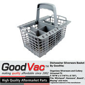 Dishwasher Silverware Basket Universal Fit By Goodvac To Fit Bosch Whirlpool Ge