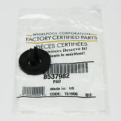 Wp8537982 For Whirlpool Appliance Pedestal Pad