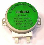 Galanz 120 Vac Sm 16u Synchronous Motor For Microwave Oven And Other Appliances
